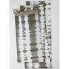 En Fil d'Indienne Tie and Dye Curtain Single Panel