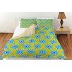 Manual Woodworkers & Weavers La Roque Summer Starburst Duvet Cover Collection