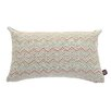 Yorkshire Fabric Shop Chevron Striped Scatter Cushion