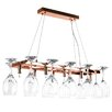 MiniSun Chalice 8-Light Kitchen Island Pendant