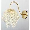 Maytoni Chandeliers Diamant Crystal Croce 1 Light Wall Light