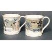 Just Mugs Devon 6 Piece Darwin Botanicals Mug Set
