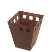 Old Basket Supply Ltd Iron Wood Fire Pit