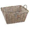 Old Basket Supply Ltd Rectangle Rattan Basket