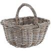 Old Basket Supply Ltd Rattan Shopper Basket