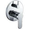 Phoenix Whirlpools JZ Series Single Handle Concealed Shower Valve with Built-In Diverter