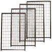 FENCEMASTER Cottageview Steel Yard Kennel Expansion Panels (Set of 4)