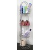 All Home 24 x 87cm Bathroom Shelf
