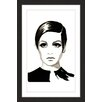 Marmont Hill 'Twiggy' by Dena Cooper Framed Painting Print