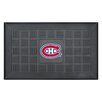 FANMATS NHL - Montreal Canadiens Medallion Doormat