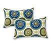 World Menagerie Pearson Outdoor Lumbar Pillow (Set of 2)