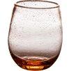Abigails Tutti Frutti Bubble 16 Oz. Stemless Wine Glass (Set of 4)