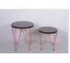 Urban Design Sorrento 2 Piece Nesting Tables