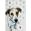 Marmont Hill 'Gus Love' by Tori Campisi Painting Print on Wrapped Canvas