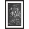 Marmont Hill 'Coffee Mill 1905 Chalk' by Steve King Framed Graphic Art