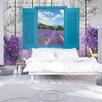 Artgeist Lavender Recollection 2.45m x 350cm Wallpaper