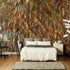 Artgeist Gold of Atlantis 2.1m x 300cm Wallpaper