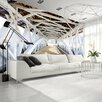 Artgeist Old Bridge 280cm x 400cm Wallpaper