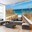 Artgeist Summer at the Seaside 2.80m x 400cm Wallpaper