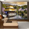Artgeist Japanese Landscape 2.45m x 350cm Wallpaper