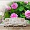 Artgeist Summer Garden 2.10m x 300cm Wallpaper