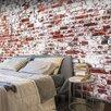 Artgeist Her Highness the Brick 2.45m x 350cm Wallpaper
