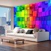 Artgeist Colour Jigsaw 2.80m x 400cm Wallpaper