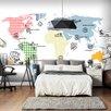 Artgeist Cosmopolitan 270cm x 350cm Wallpaper