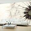 Artgeist Dandelion Fuzz 2.10m x 300cm Wallpaper