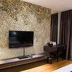 Artgeist Art and Butterflies 1.54m x 200cm Wallpaper
