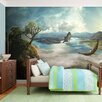 Artgeist Flight over Ocean 3.09m x 400cm Wallpaper