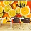 Artgeist Citrus Fruits 309cm x 400cm Wallpaper