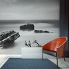 Artgeist Three Rocks 3.09m x 400cm Wallpaper