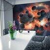 Artgeist Alpha Radiation 1.93m x 250cm Wallpaper