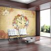 Artgeist Guard of Time 2.45m x 350cm Wallpaper