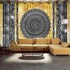 Artgeist Incorporeal Circle 2.45m x 350cm Wallpaper