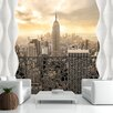 Artgeist Light of New York 2.8m x 400cm Wallpaper