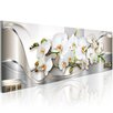 Artgeist Orchids II Graphic Art Print on Canvas