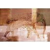 Parvez Taj 'Designer Pachy' Graphic Art on Wrapped Canvas