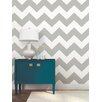 NuWallpaper Ziggy 5.5m L x 52cm W Chevron and Herringbone Roll Wallpaper