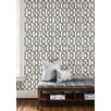 NuWallpaper Uptown 5.5m L x 52cm W Trellis Roll Wallpaper