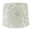 "Homestyle Collection 15"" Linen Drum Lamp Shade"