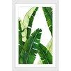 Marmont Hill Banana 1 Framed Art Print