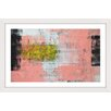 Marmont Hill Fragmented Thought Framed Graphic Art