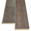 "Shaw Floors Noble Hickory 4.8"" Engineered Hardwood Flooring in Elite"
