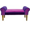 House Additions Upholstered Bedroom Bench