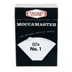Moccamaster No. 1 Filters for Cup-One
