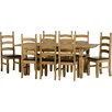 Andover Mills Corona Extendable Dining Set with 8 Chairs