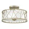 Hinkley Nest 3 Light Semi-Flush Ceiling Light