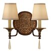 Feiss Marcella 2 Light Candle Sconce